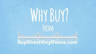 Buy Direct Vinyl Fence(, 2018-01-02T23:57:33.000Z)