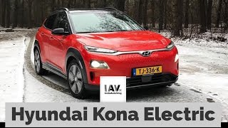 2500km in de Hyundai Kona Electric. Winter - snelweg - range?