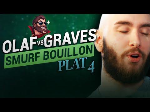 Vidéo d'Alderiate : [FR] ALDERIATE & AKABANE - SMURFING BOUILLON - OLAF VS GRAVES - IL REFUSE DE ME MONTRER DU RESPECT