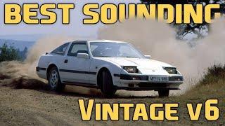 10 Best Sounding Classic V6 Engines