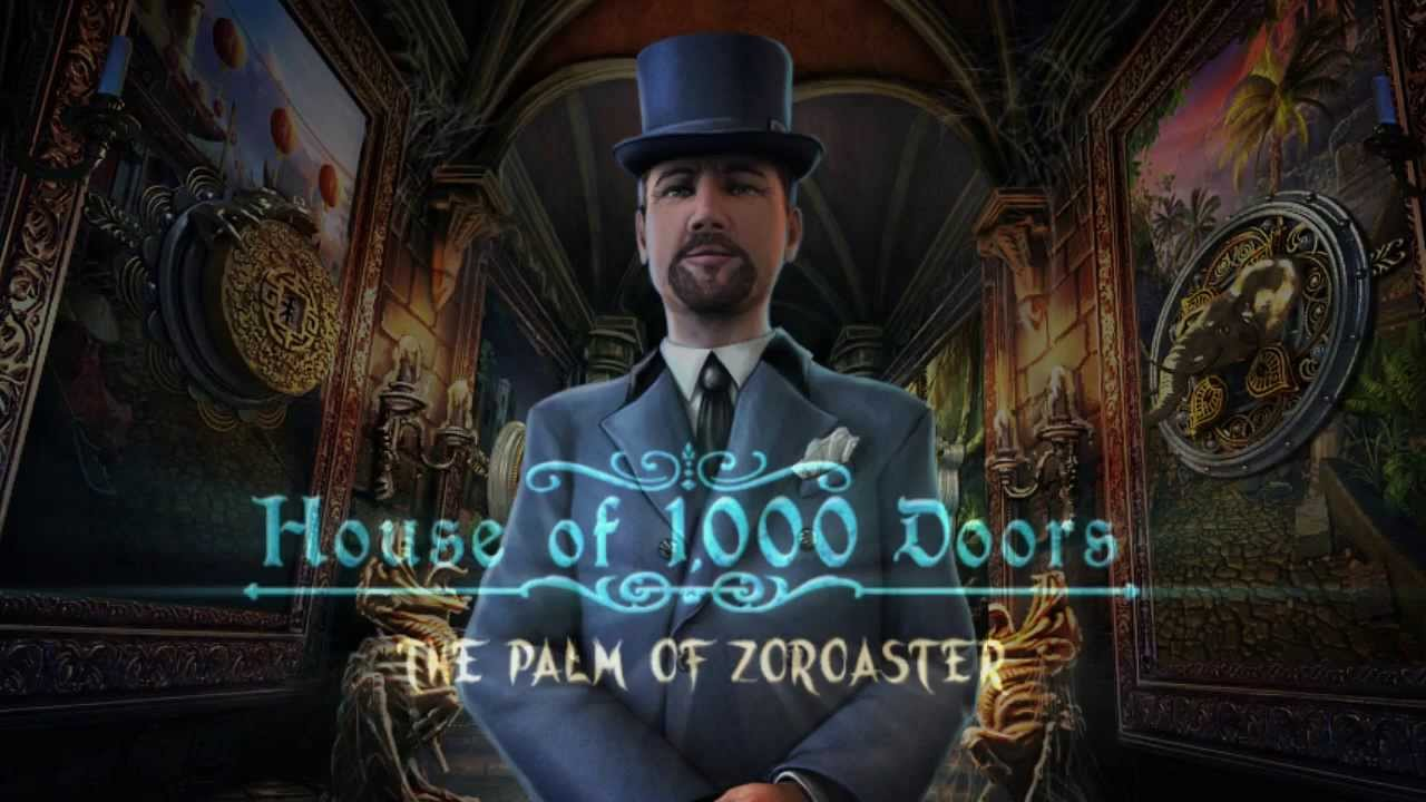house of 1000 doors: the palm of zoroaster - youtube