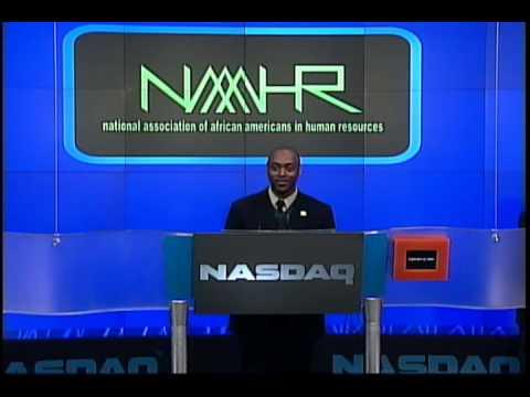 NAAAHR GNY NASDAQ Closing Bell Feb 19 2009