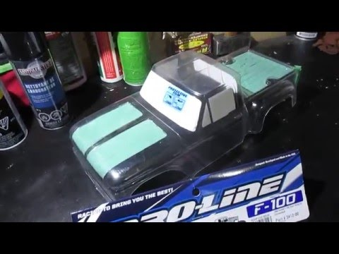 TRAXXAS STAMPEDE | LEVEL 3 UPGRADE | PROLINE 1966 FORD F-100 BODY by  Alessio Urban