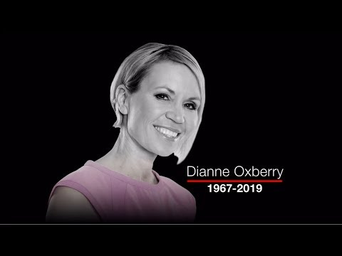 Dianne Oxberry passes away (1967 - 2019) (UK) - BBC News - 11th January 2019
