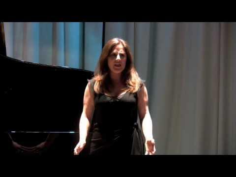 A Melancholy Song - Antony Hopkins - Sarah Draper & Ezra Williams