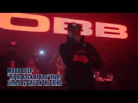 MOBB DEEPRight Back At You In Toronto Nov062014