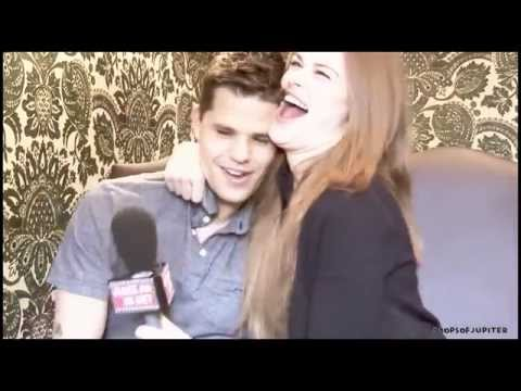 Max Carver  Holland Roden All about you.