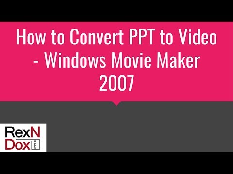 Convert video to MP4