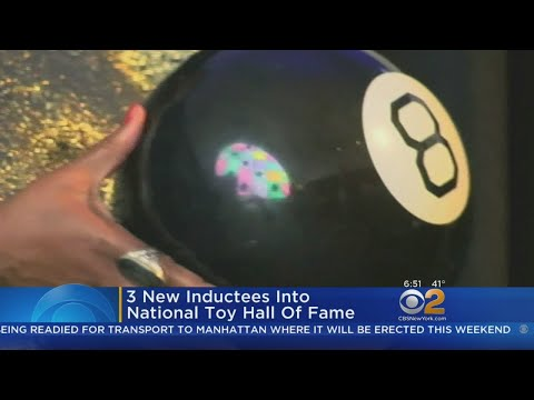 New Inductees To National Toy Hall Of Fame