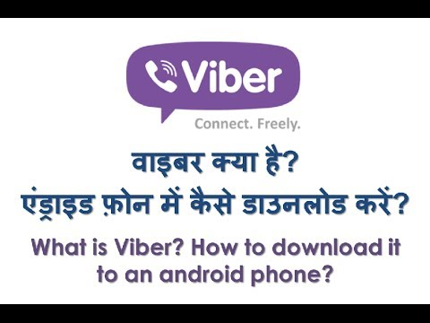 What is Viber? How to download Viber?...