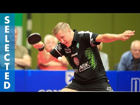 Filip Zeljko vs Mattias Falck (TTBL Selected)