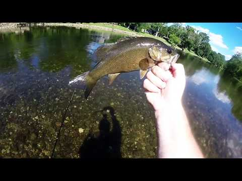 Point Access And Juniata River Fishing