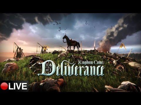 [ITA] KINGDOM COME: DELIVERANCE LIVE - (1) Te pare che ammazzi mi padre zì?