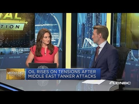 US, UK and Saudi Arabia blame Iran for attack on oil tankers | Capital Connection