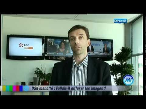Interview de Guillaume Dubois, directeur de la rédaction de BFMTV - Morandini!