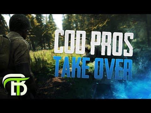 COD LEGENDS TAKE OVER (Battalion 1944 Online Gameplay)