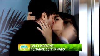 ¡Romance confirmado: Lali Espósito y Mariano Martínez juntos!