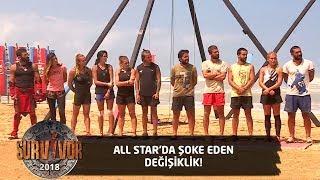 All Star'da Şoke Eden Değişiklik! | Gönüllüler'e Geçti | 22.Bölüm | Survivor 2018