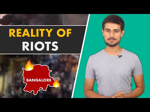 Bangalore Violence 2020 | Explained by Dhruv Rathee