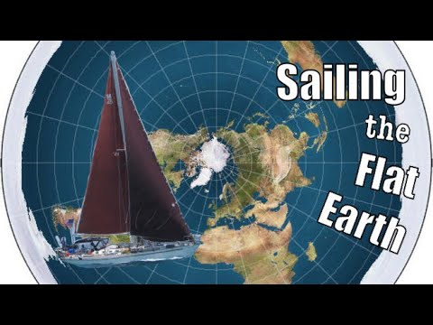 Sailing the Flat Earth thumbnail