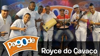 Pagode 90 - Royce do Cavaco - Radio Transcontinental FM 104,7