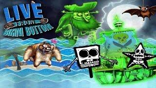 Spongebob Squarepants Live From Bikini Bottom - Halloween Version