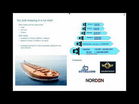Shipping - blir det årets vinnersektor? - DNB Asset Management