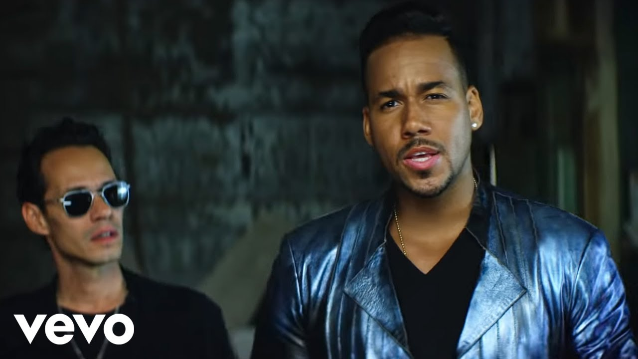 Romeo Santos Yo También Official Video Ft Marc Anthony Youtube