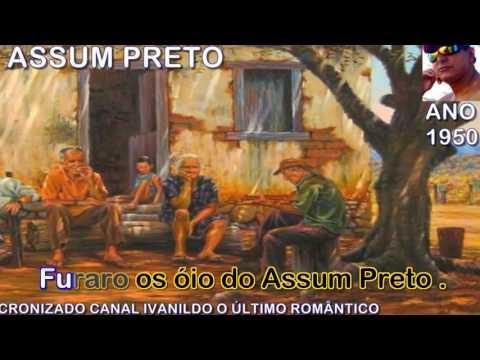 Assum Preto  -  Luiz Gonzaga -  karaoke
