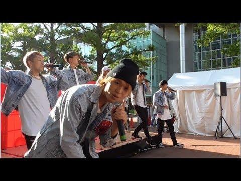 G.E.E.K(ギーク) 20170820  南幌市場内アイドル野外ステージ (アカプラ)