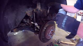 Ford Escape Brake Pad Replacement