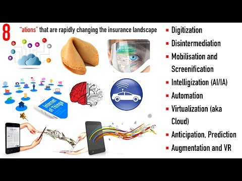 How exponential technologies will change the insurance business Futurist Gerd Leonhard at AMICE 2016