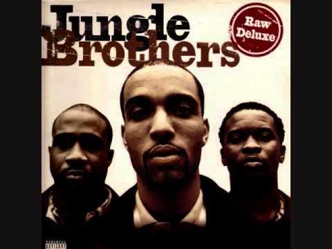 "Jungle Brothers - ""Brain"""