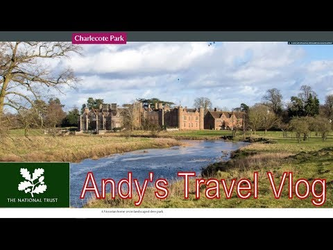 Andy's National Trust Travel Blogs: Charlecote House and Park, Warwickshire