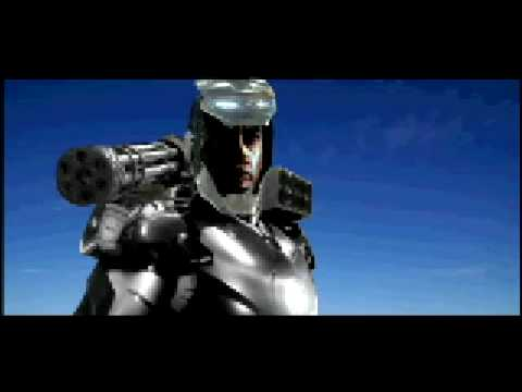 IRON MAN 2: WAR MACHINE Teaser (Plus! CAPT. AMERICA) FAN MADE