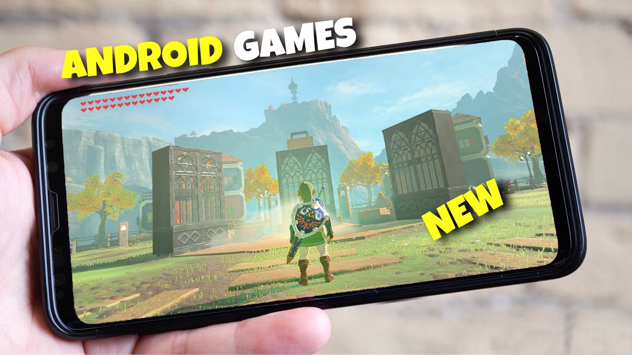 Top 10 New Games Android Ios 2019 Offline Online Youtube