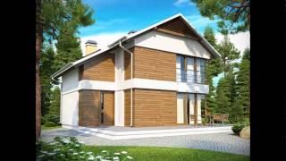 Проект двухэтажного дома для большой семьи 187 кв.м(, 2015-09-01T12:49:30.000Z)