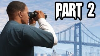 Grand Theft Auto 5 Gameplay Walkthrough - Part 2 - Repossession!! (GTA 5 Gameplay HD GTA V)