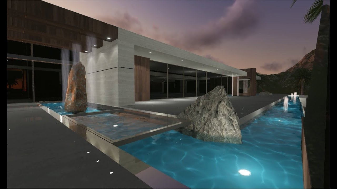 Palm Springs Modern - Mid Century Modern Revival