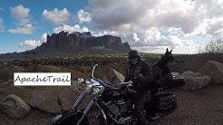 Apache Trail Day Trip - Arizona Dog Friendly
