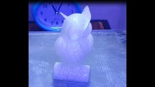 3d Cnc Printer With Make Magic - Time Lapse Video