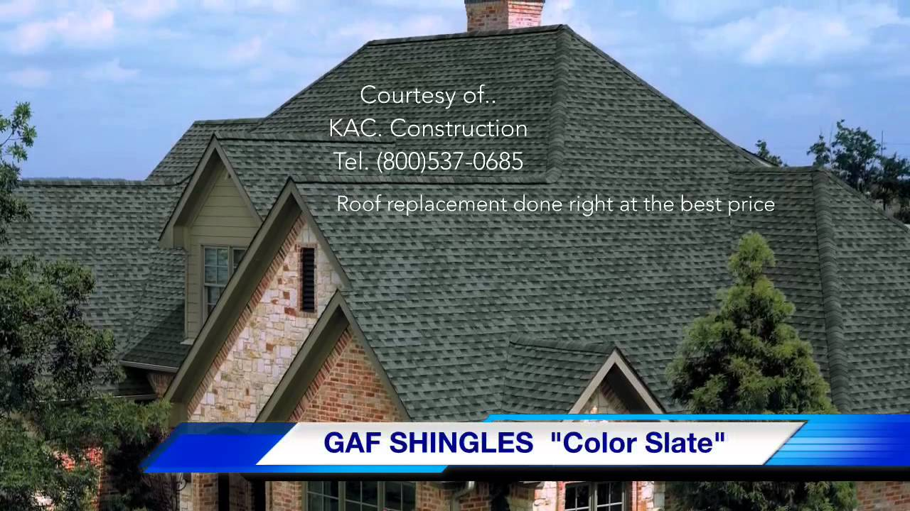 Gaf Timberline Shingles Roofing Contractors Ri Kac