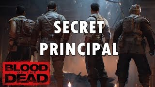 Blood of the Dead — Tutoriel du secret principal