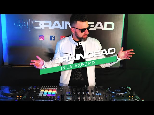 Dj Braindead - In Da House Minimix (2020)