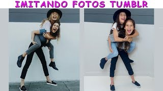 IMITANDO FOTOS TUMBLR - PLANETA DAS GÊMEAS thumbnail