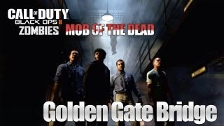 Zombies Mob Of The Dead - Building Plane, Golden Gate Bridge And Electric Chairs