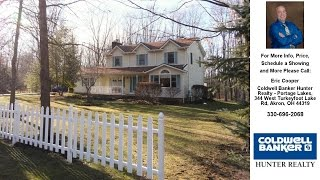 241 Woodridge Dr, Peninsula, OH Presented by Eric Cooper.