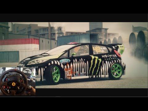 Dirt 3 GoPro Ep3- Gymkhana Time !! Forza Week SOON!/