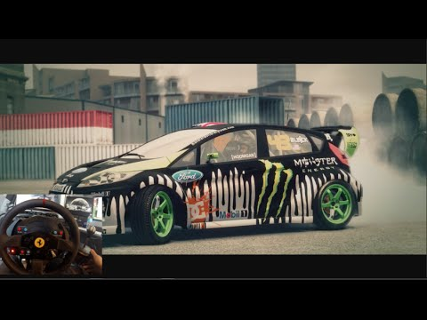 Dirt 3 GoPro Ep3- Gymkhana Time !! Forza Week SOON!/