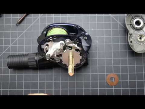 Complete Daiwa Lexa 300 service tutorial.  Applies to HD and NON HD models and can help with the 400